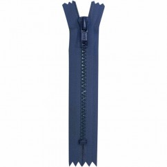"COSTUMAKERS Activewear Closed End Zipper 18cm (7"") - Royal Blue - 1763"