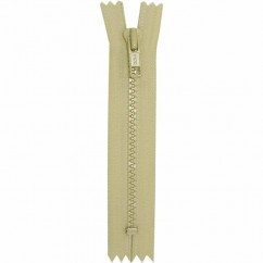 "COSTUMAKERS Activewear Closed End Zipper 18cm (7"") - Natural - 1763"