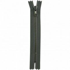 "COSTUMAKERS Activewear Closed End Zipper 18cm (7"") - Rail - 1763"