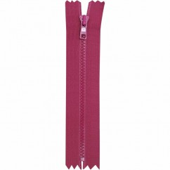 "COSTUMAKERS Activewear Closed End Zipper 18cm (7"") - Magenta - 1763"