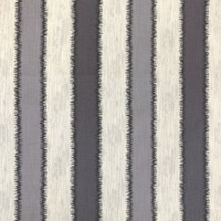 Home Decor Fabric - Global Chic - Ming stripes - Grey