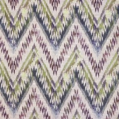 Home Decor Fabric - Bohemian Chic - Aria - Purple