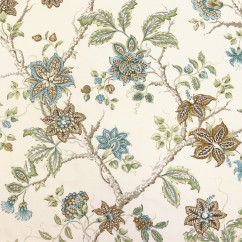 Home Decor Fabric - Robert Allen - Meadowview - Capri