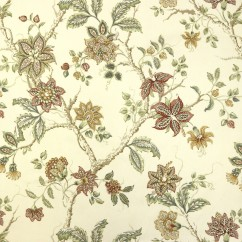 Home Decor Fabric - Robert Allen - Meadowview - Spice