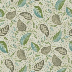 Home Decor Fabric - Ellen Degeneres - Carla - Green