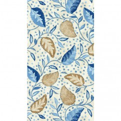 Home Decor Fabric - Ellen Degeneres - Carla - Indigo