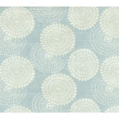 Home Decor Fabric - Ellen Degeneres - Pasadena - Aqua