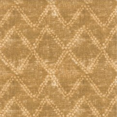 Home Decor Fabric - Ellen Degeneres - Shibori diamond - Brown