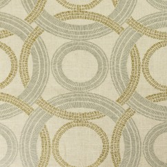 Home Decor Fabric - Waverly - Radiant rings Linen