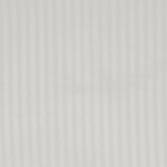Tablecloth Fabric - Wide-width - Stripes - Off white