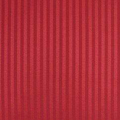 Tablecloth Fabric - Wide-width - Stripes - Red