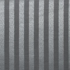 Tablecloth Fabric - Wide-width - Stripes Silver