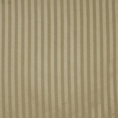 Tablecloth Fabric - Wide-width - Stripes - Taupe