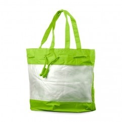 Tote Bag - Green - 14 x 18''