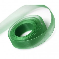 Chiffon Ribbon - 5/8 inch - Forest 100 yd