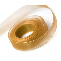 Chiffon Ribbon - 1.5 inch - Copper 100 yd