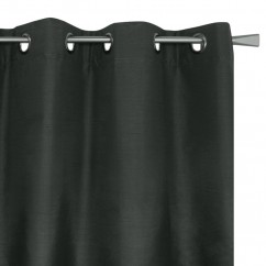 Blackout grommet panel - Britney - Grey - 54 x 85''