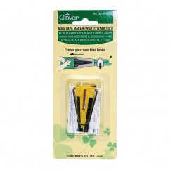 CLOVER - Bias Tape Maker - 12mm