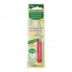 CLOVER - Pen Style Chaco Liner Refill - Pink