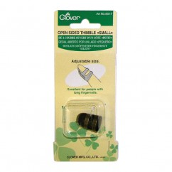 CLOVER - Open Sided Thimble - Small