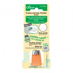 CLOVER - Protect & Grip Thimble - Small