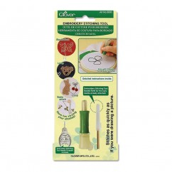 CLOVER 8800 - Embroidery Stitching Tool