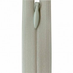 """COSTUMAKERS Invisible Closed End Zipper 20cm (8"""") - Smoke Grey - 1780"""