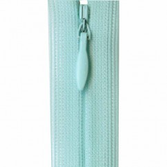 """COSTUMAKERS Invisible Closed End Zipper 55cm (22"""") - Baby Blue - 1780"""