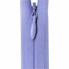 """COSTUMAKERS Invisible Closed End Zipper 55cm (22"""") - Lilac - 1780"""