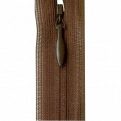 "COSTUMAKERS Invisible Closed End Zipper 55cm (22"") - Sept. Brown - 1780"