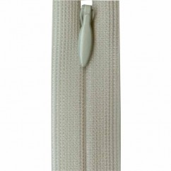 "COSTUMAKERS Invisible Closed End Zipper 55cm (22"") - Smoke Grey - 1780"