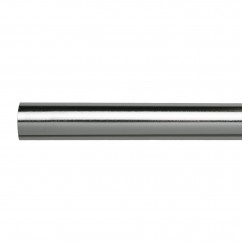 28mm metal rod - Chrome