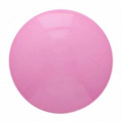"CIRQUE Novelty Shank Button - Pink - 15mm (⅝"") - Bright"