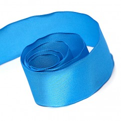 Wired Edge Grosgrain - 1.5 inch - Turquoise 50 yd