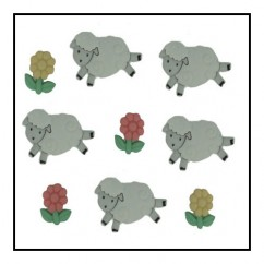 DRESS IT UP - Count Sheep