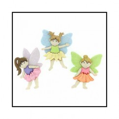 DRESS IT UP - Flower Fairies