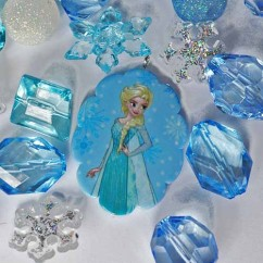 Disney Elsa Bead Kit