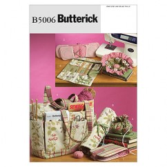 B5006 Sewing and Knitting Tote and Accessories (size: One Size Only)