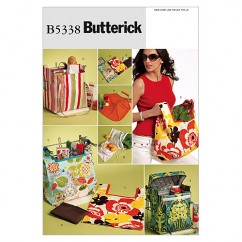 B5338 Bags (size: One Size Only)