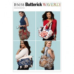 B5658 Totes (size: All Sizes In One Envelope)