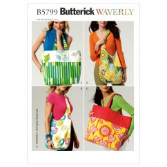 B5799 Market Bags (size: One Size Only)