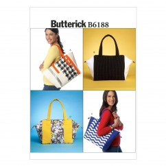 B6188 Bags (size: All Sizes In One Envelope)