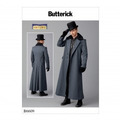 B6609 Men's Costume (Size: 38-40-42-44)