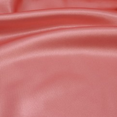 FABULOUS Matt Stretch Satin - Light Rose