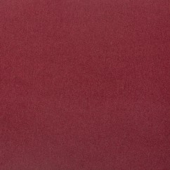 CLICHY Matt satin - Dark red