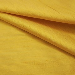 Boutique Silk Duppioni - Sun Yellow
