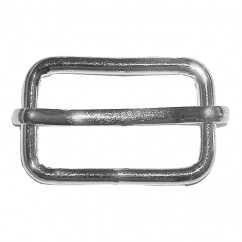 "ELAN Centre Bar Slider - 25mm (1"") - Silver -2 pcs"