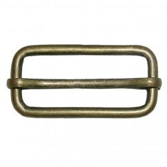 "ELAN Centre Bar Slider - 39mm (1½"") - Antique Gold -2 pcs"
