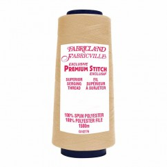 Fabricville Serging Thread 1500m - Peach