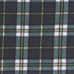 Anti-pill fleece tartans - Cape Breton